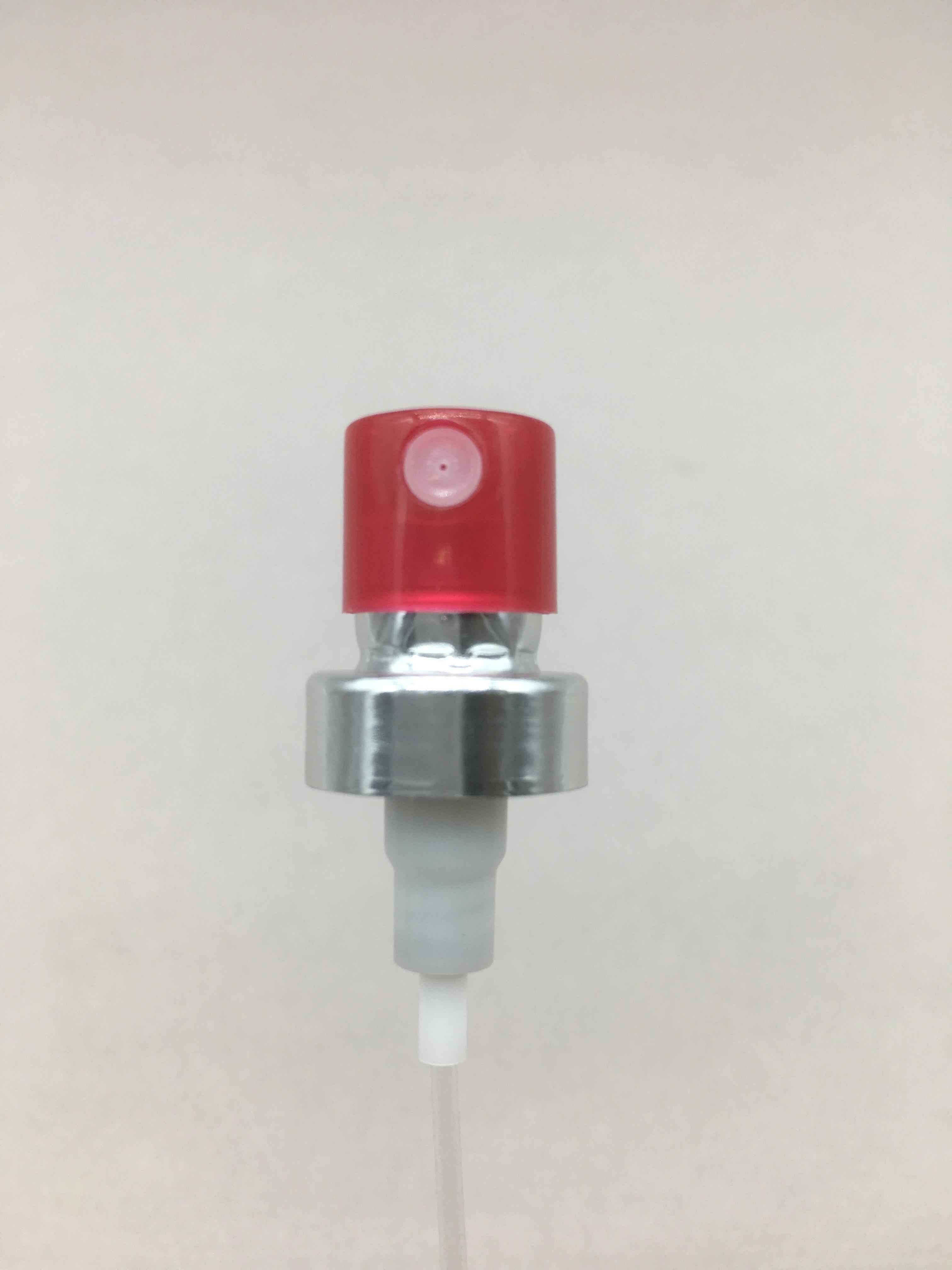 Pompe FEA 15 ------    Rouge - Argent brillant