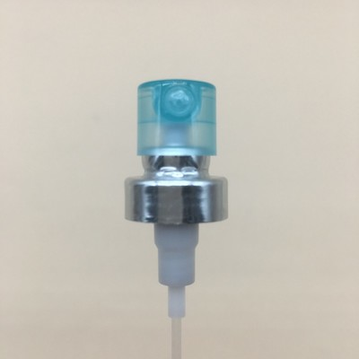 Pompe FEA 15 ----Turquoise / bleu - Argent brillant