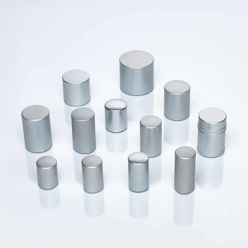 CAPOTS métal bague FEA 15 - FEA 20 Argent Mat