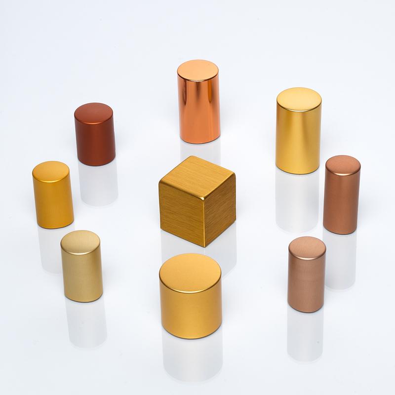 CAPOTS  métal bague FEA 15 - FEA 20 Or et Cuivre